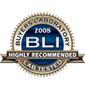 BLI 2008 Highly Recommended