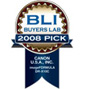 BLI 2008 Pick of the Year Award