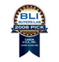 2008 BLI Pick of the Year Award