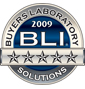 BLI 2009 Solutions 5 Star Award
