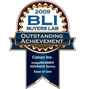 BLI 2009 Pick of the Year Award - Outstanding Achievement