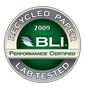 2009 BLI Performance Certified Seal