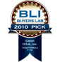 BLI 2010 Pick of the Year Award