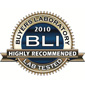 BLI 2010 Highly Recommended Seal