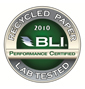 2010 BLI Performance Certified Seal