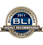 BLI 2011 Highly Recommended