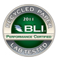 2011 BLI Performance Certified Seal