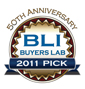 50th Anniversary BLI Pick of the Year Award