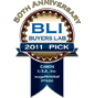 BLI 2011 Pick of the Year Award
