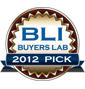 BLI 2012 Pick of the Year Award