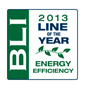 BLI 2013 Pick of the Year Award - Environmental Efficiency