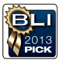 BLI 2013 Pick of the Year Award