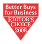 Better Buys for Business 2008 Editor's Choice