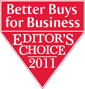 Better Buys for Business 2011 Editor's Choice