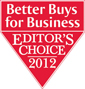 Better Buys for Business 2012 Editor's Choice