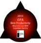 Best Productivity Monochrome MFP Customer Survey