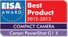 Best Product 2012-2013 for Compact Camera