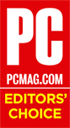 PC Magazine Editors' Choice award.