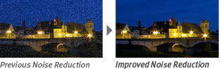 Improved Noise Reduction