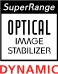 Dynamic SuperRange Optical Image Stabilizer Logo