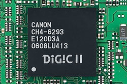 Digic II image processor