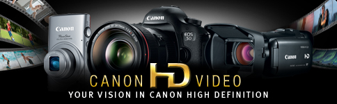 Canon HD Video