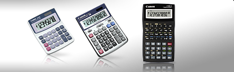 Compact Calculators