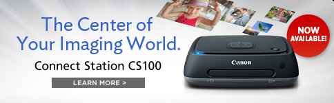 NEW CONNECT STATION CS100 THE CENTER OF YOUR IMAGING WORLD Learn More >