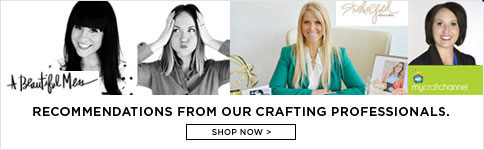 Recommendations From Our Crafting Professionals