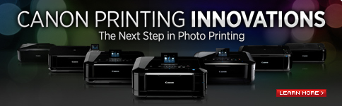 Canon Printing Innovations