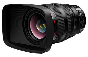 Canon HD Video Lens 6x XL 3.4-20.4mm L