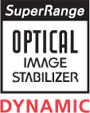 Dynamic SuperRange Optical Image Stabilized