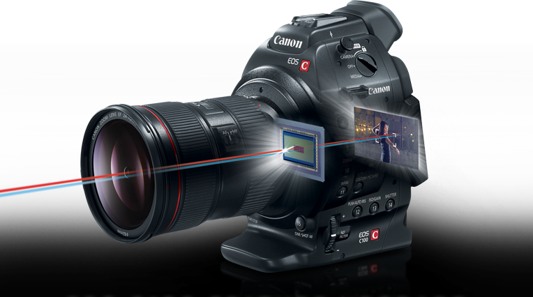 EOS C100 Feature Upgrade