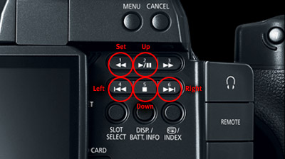 Joystick on Grip Unit Can be Used as an Assignable Button