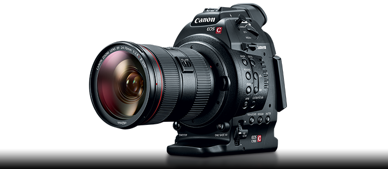 EOS C100 Firmware Update