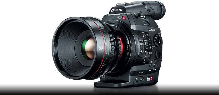 EOS C300 Firmware Update