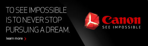 TO SEE IMPOSSIBLE IS TO NEVER STOP PURSUING A DREAM >