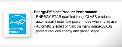 Energy-Efficient Product Performance