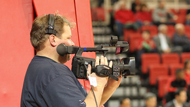 St. John's University's Game Face: Canon HD Camcorders Expand TV and Online Sports Coverage