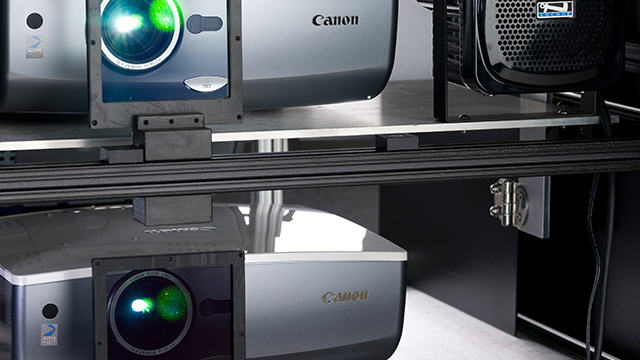 Prometheus Presents Visual Fire With The Inclusion Of Canon REALiS SX800 Projectors