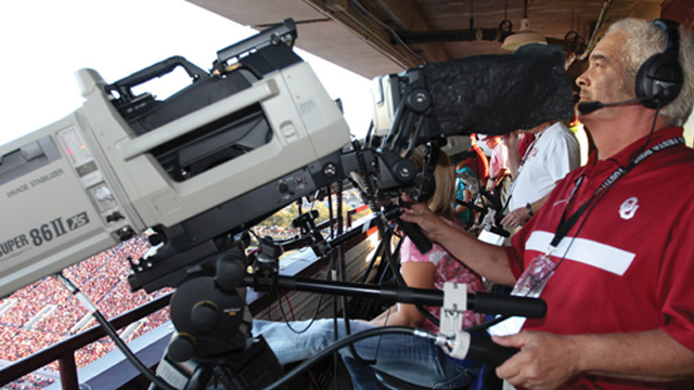 Optical Excellence at OU: Canon HD Broadcast Lenses for Sooners Sports Coverage