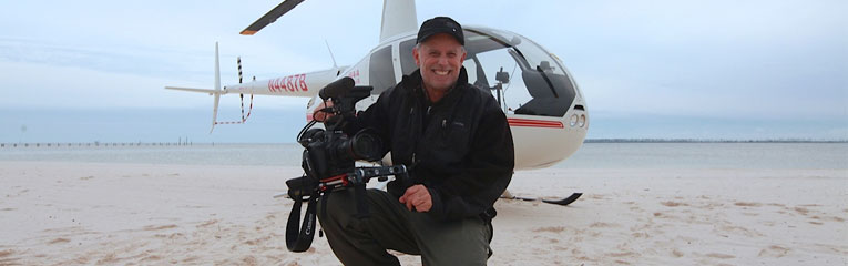 Photography Director David E. West Used Canon Cinema EOS C300 Camera