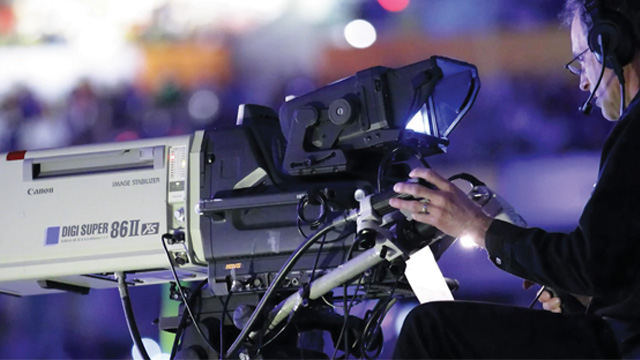 Power Forward with Canon: Super Bowl XLVI Seen Through HDTV Lenses