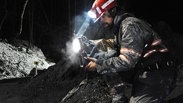 Coal Miners Are A Durable Bunch, And Canon Camcorders Keep Up In Underground Conditions