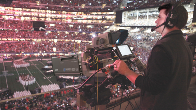 Game Creek Video And Canon HDTV Lenses Bring Super Bowl XLV To Millions