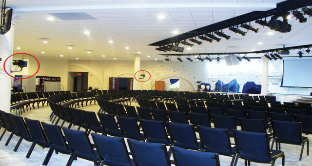 Beth Israel Worship Center Uses Canon For Worldwide Video Distribution