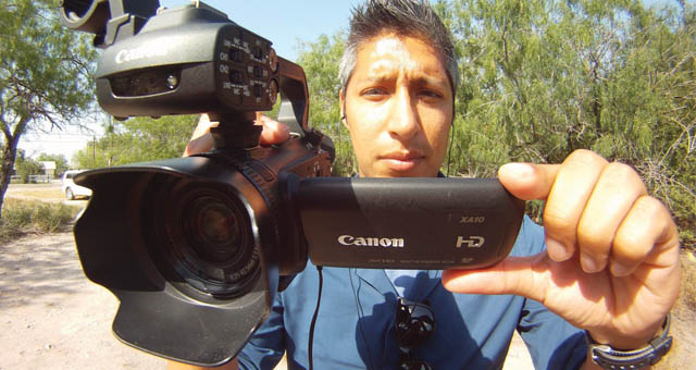 Canon XA10 Compact Professional HD Camcorder Helps KRGV-TV5 Win Regional Emmy For Feature News Report