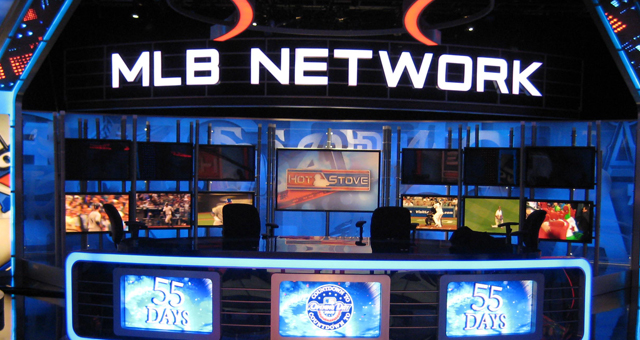 MLB Network Relies On Canon HDTV Lenses And BU-45H Remote-Control Cameras For Home-Run Quality HD Video In Both Studio And Ballpark Locations