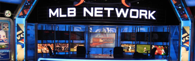 MLB Network Relies On Canon HDTV