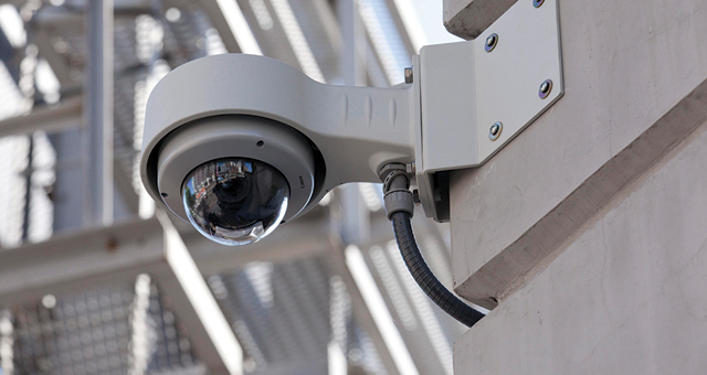 Canon Megapixel IP Security Cameras